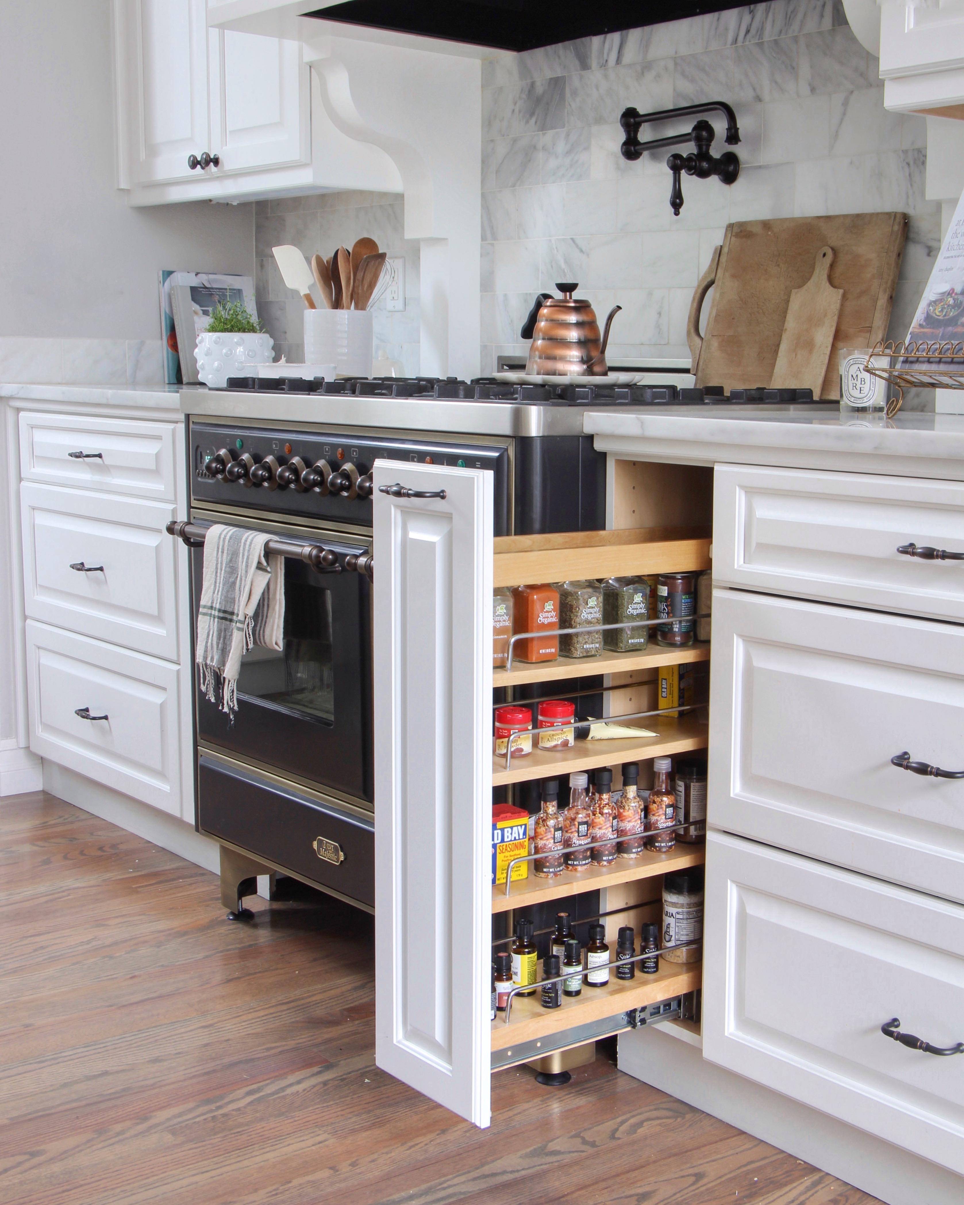 How I Organize My Kitchen In Three Easy Steps Lemon Grove Lane