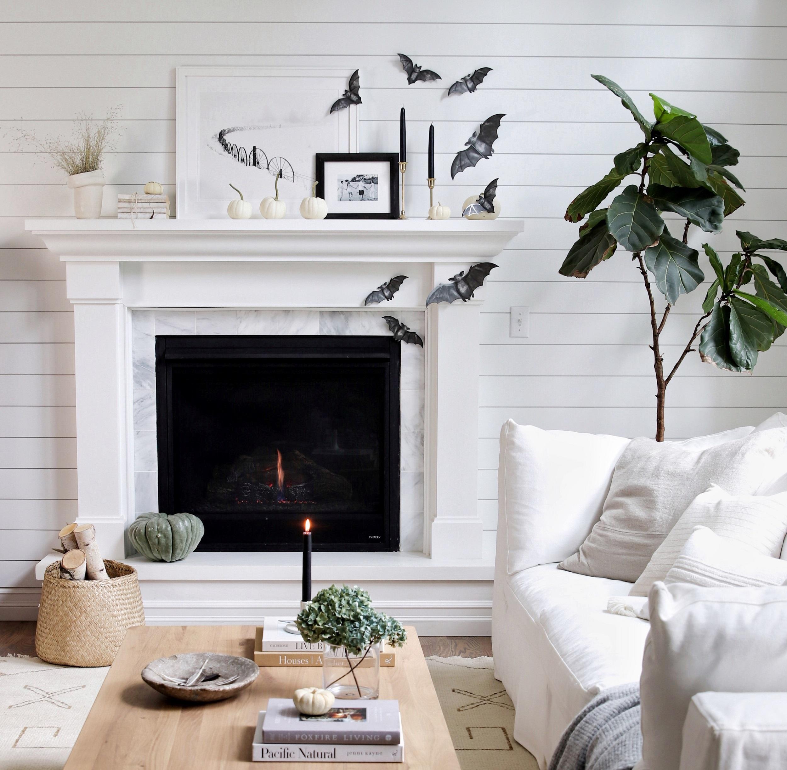 Easy Fall Living Room Decor Ideas Using Soft Neutral Colors Lemon Grove Lane